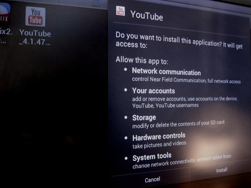 Youtube fullscreen issues on Android? Here's the solution