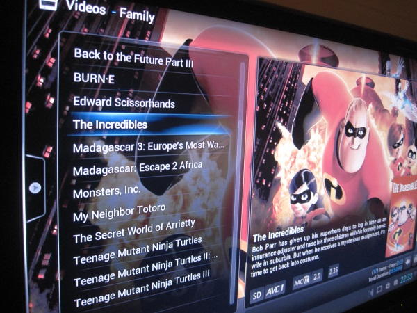 External players support (MX player, etc   ) fix for XBMC on Android