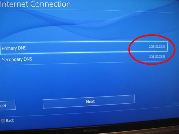 ps4_unblock_us_dns