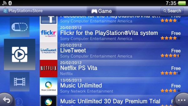 How to watch American Netflix on your Playstation Vita in