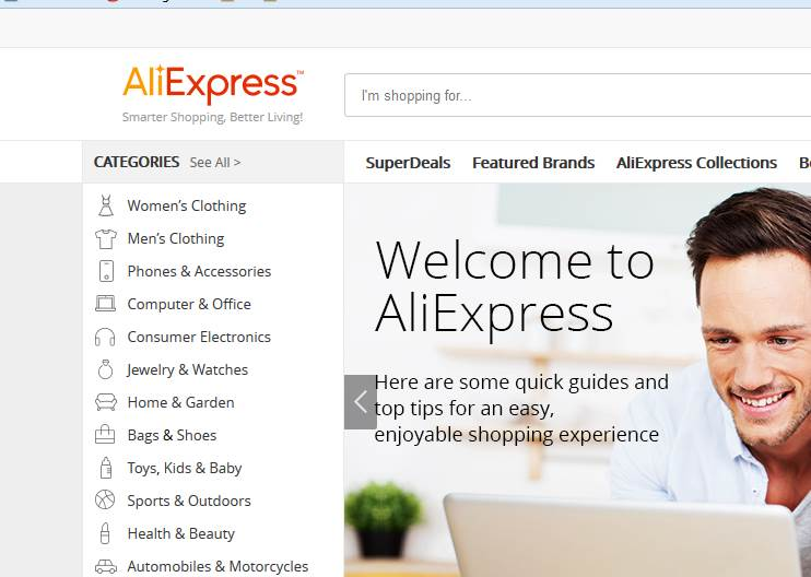 Is aliexpress safe?